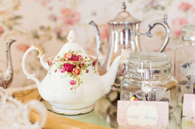 Blog - Ladies Tea - 2017