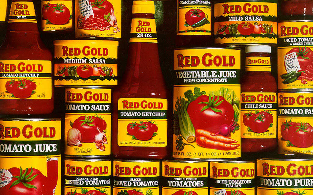 Red Gold -