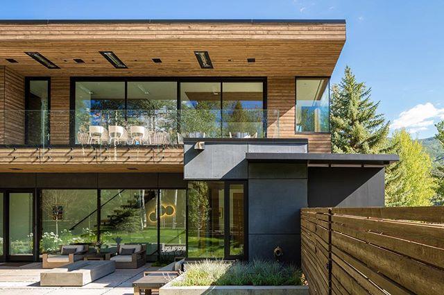 Private residence in Aspen Colorado