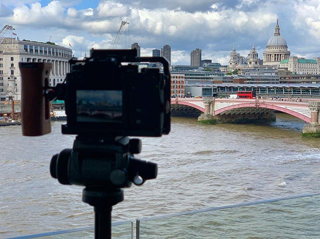 Timelapsing St Paul's from our @seacontainersldn balcony