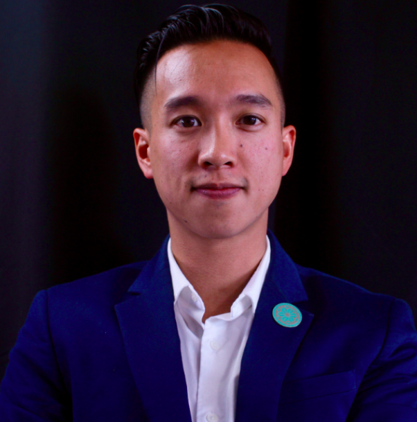 CHRIS LIN - Co-Founder Verdelux Chocolates