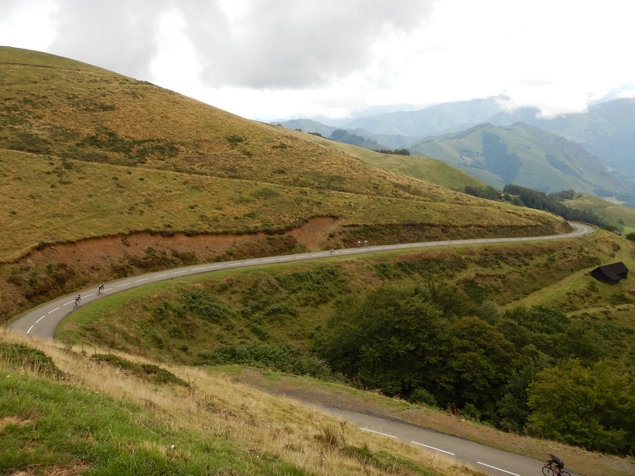 Pyrenees, Spain !DSCN0419.JPG