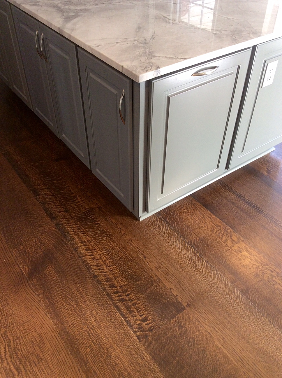 Eutree Forest Free white oak engineered hardwood flooring