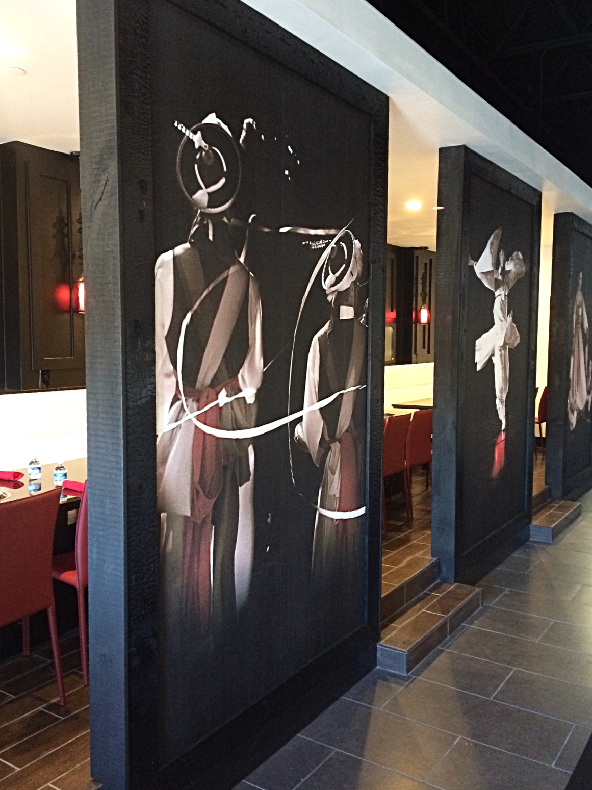 Breakers Habachy Designs Eutree Forest Free Shou Sugi Ban charred dark wood board frames