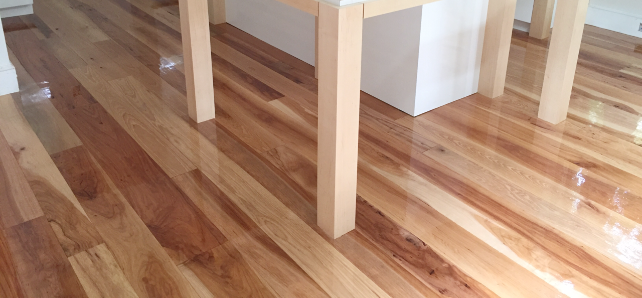 Eutree Forest Free Pecan Hardwood Flooring