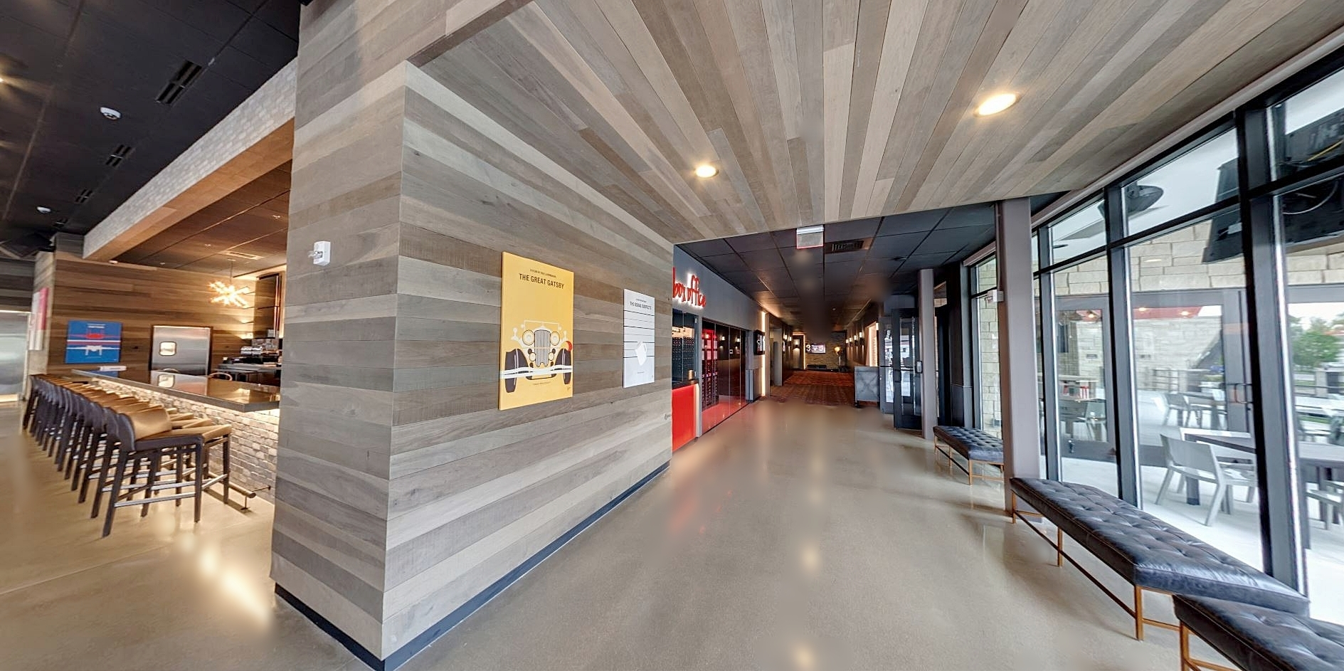 Envision Movie Theater Eutree Forest Free Pecan Custom Wood Wall Paneling 5.JPG