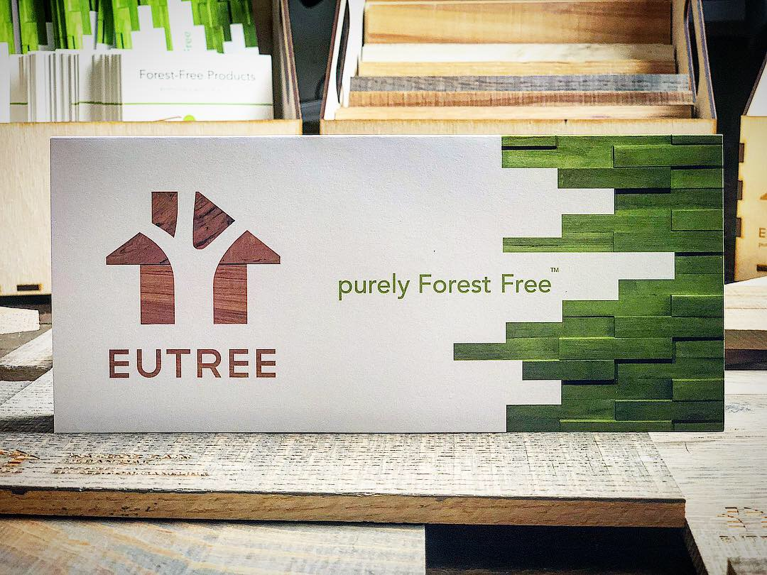 Eutree Wood Wall Paneling and Coverings