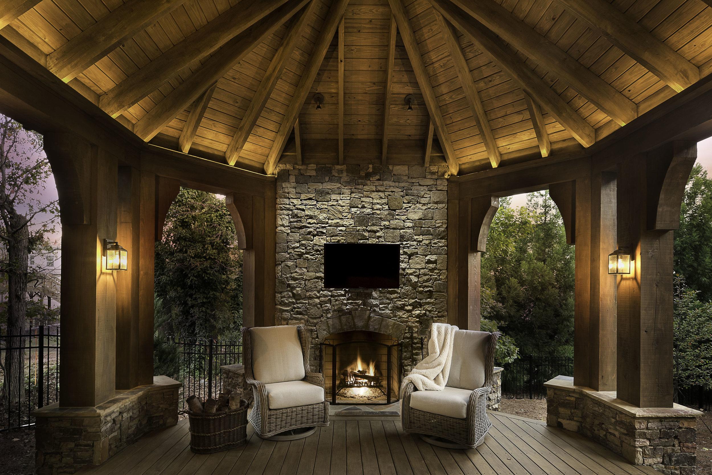Darien Millworks & Timber Reclaimed Cypress Beams