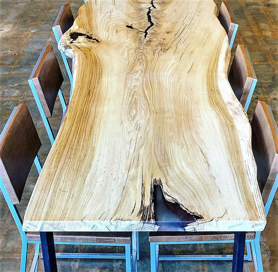 Sweetwater Taproom White Oak Live Edge Tables 1.PNG