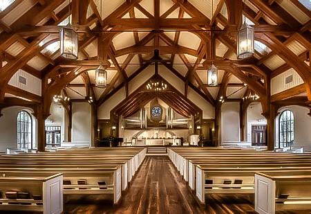 Wesley United Methodist Church, St. Simons Island, GA