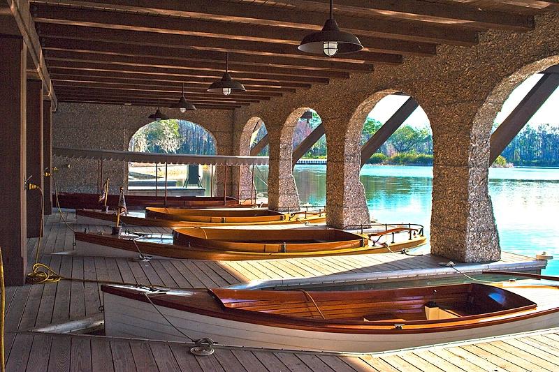 Frederica Boathouse, Sea Island, GA