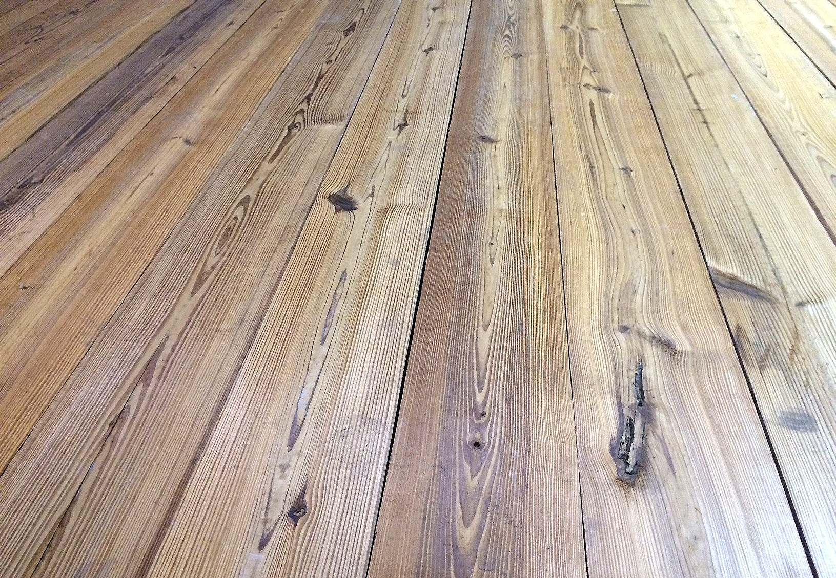 Antique Heart Pine - #2 Grade