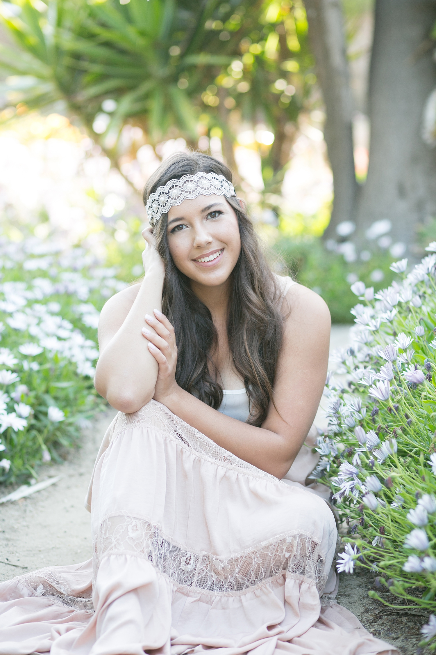 styled senior session carrie vines photography