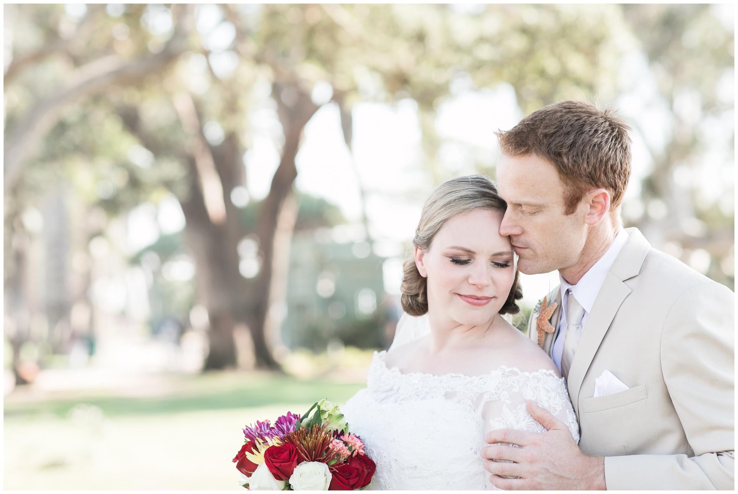 Santa Monica Beach Themed Wedding Carrie Vines wedding photography UCLA wedding