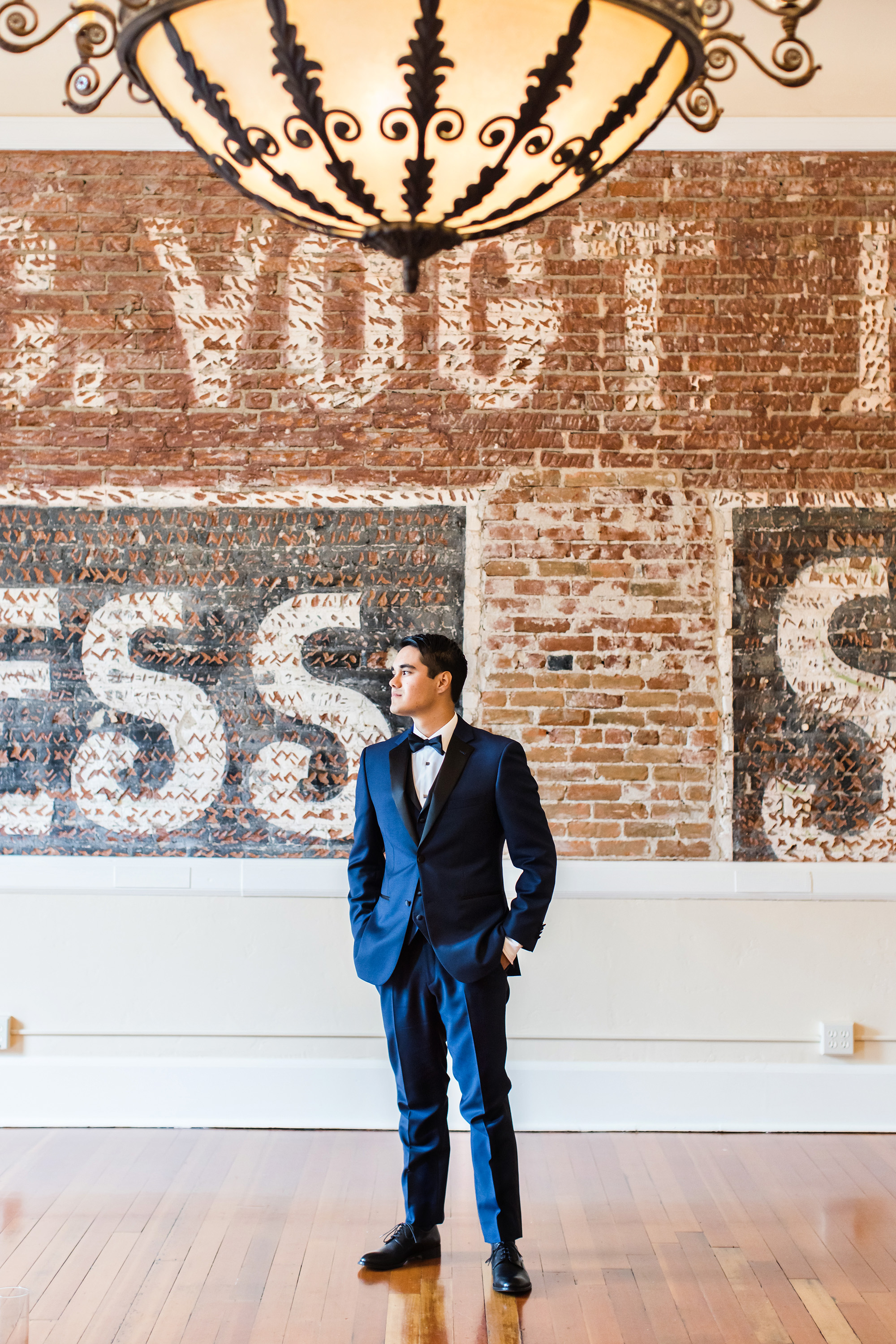Glamorous Wedding at the Speakeasy Downtown Redlands