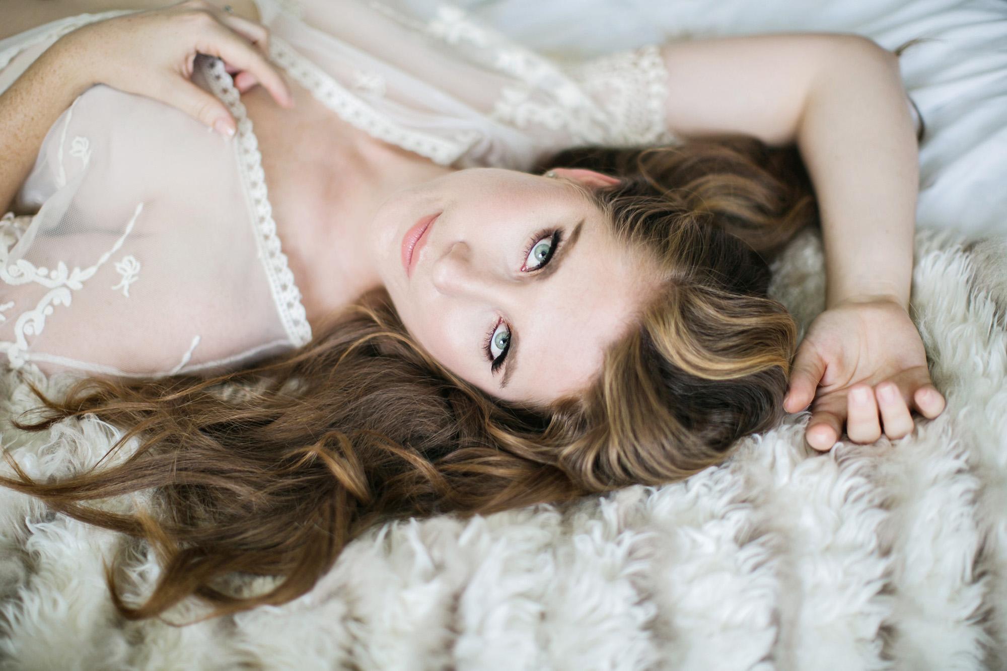 Redlands boudoir photography studio carrie vines photography bridal boudoir