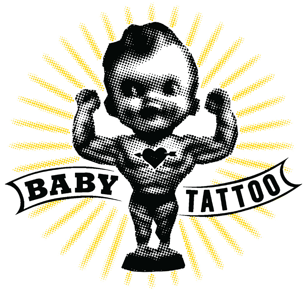 Baby Tattoo Books