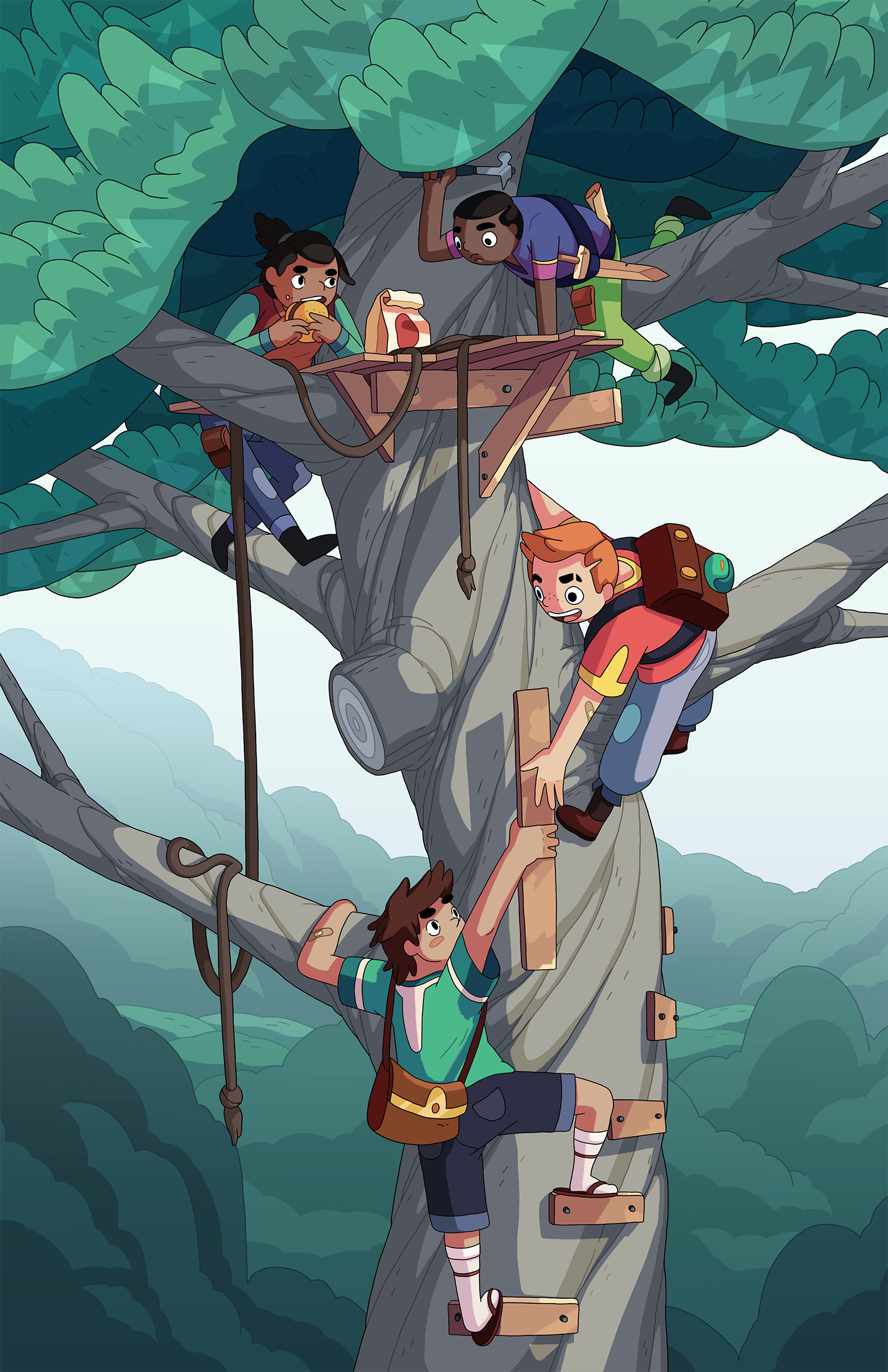 1 BUILD HIGHER (R), building tree fort 11x17.png