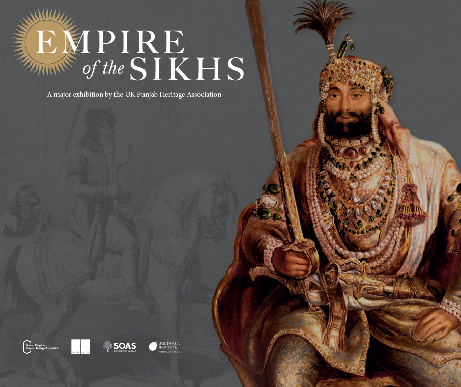 A major exhibition revealing the remarkable story of the Sikh Empire, and the European and American adventurers who served it