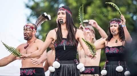 Haka Dance Workshop