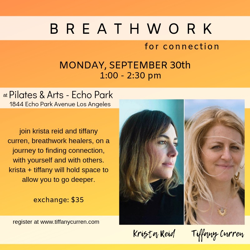 BREATHWORK for Connection
