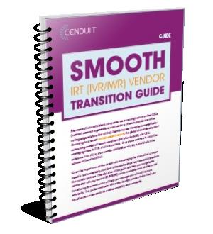 Smooth IRT (IVR/IWR) Vendor Transition Guide