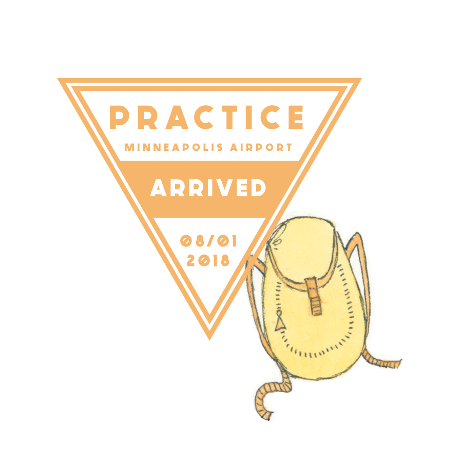 PRACTICE - ATLAS Ambassadors know that practicing is an important part of music. Earn your PRACTICE Passport Stamp by completing a few worksheets The OK Factor made just for you!