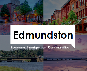 Click the image for the Edmundston profile