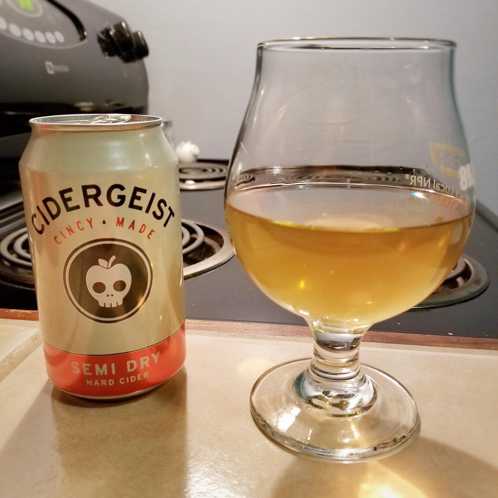 Rhinegeist - Cidergeist Semi Dry