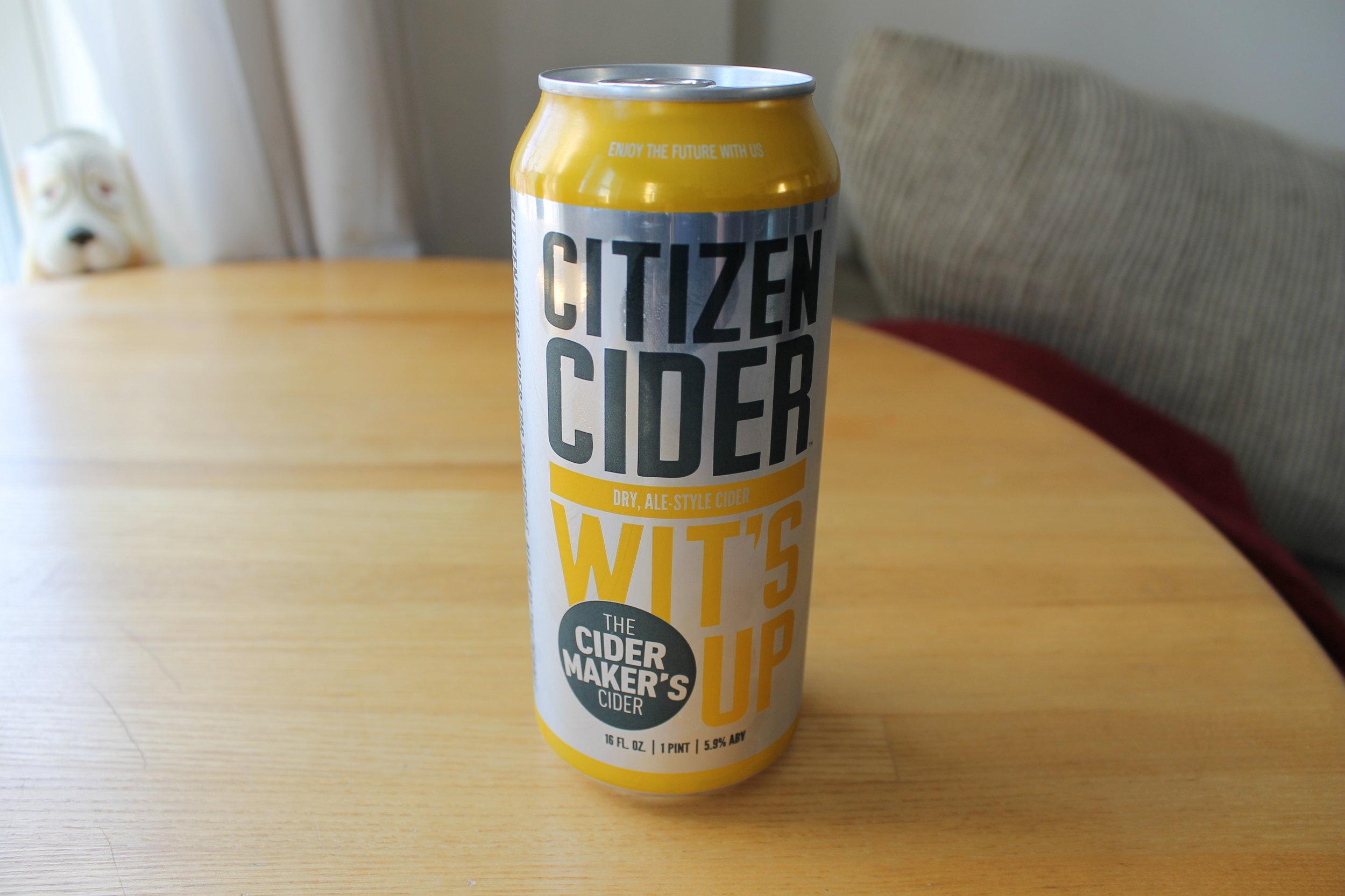 Citizen Cider: Wit's Up