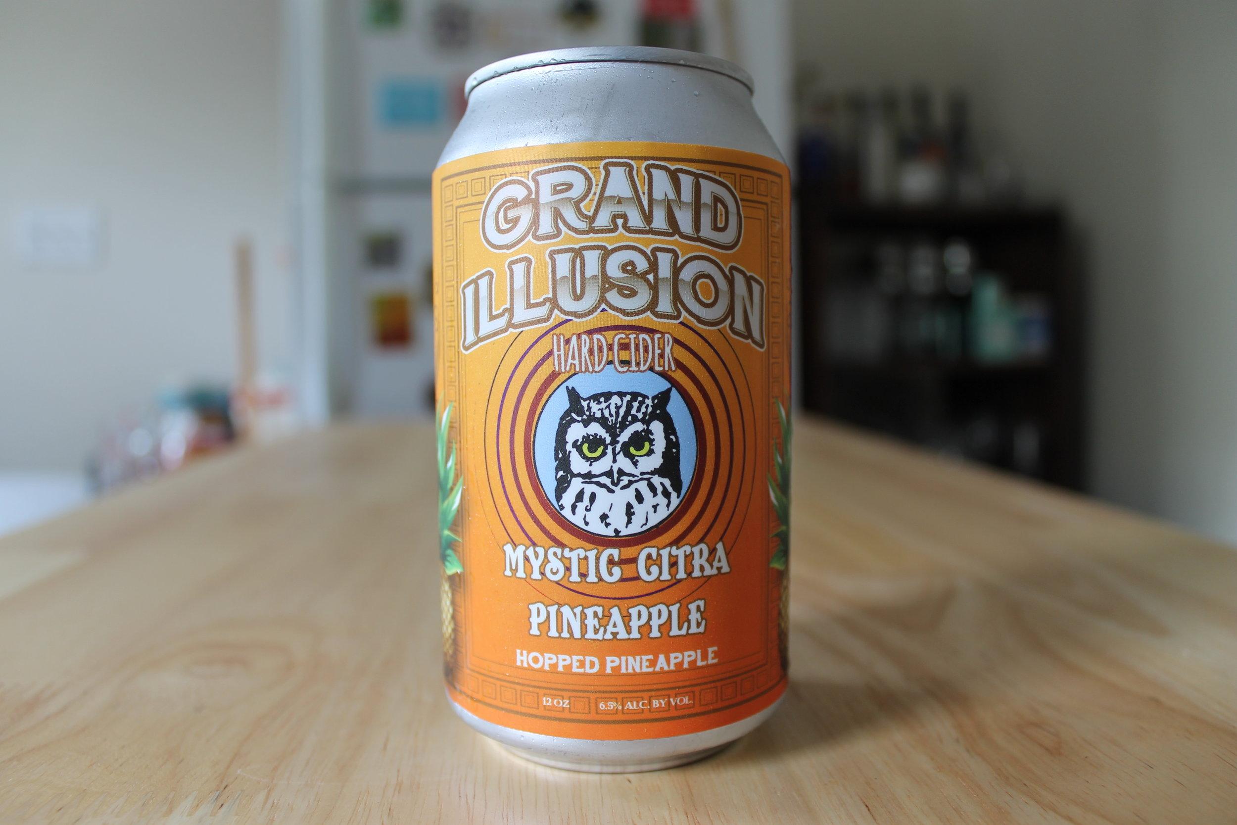 Grand Illusion: Mystic Citra Pineapple