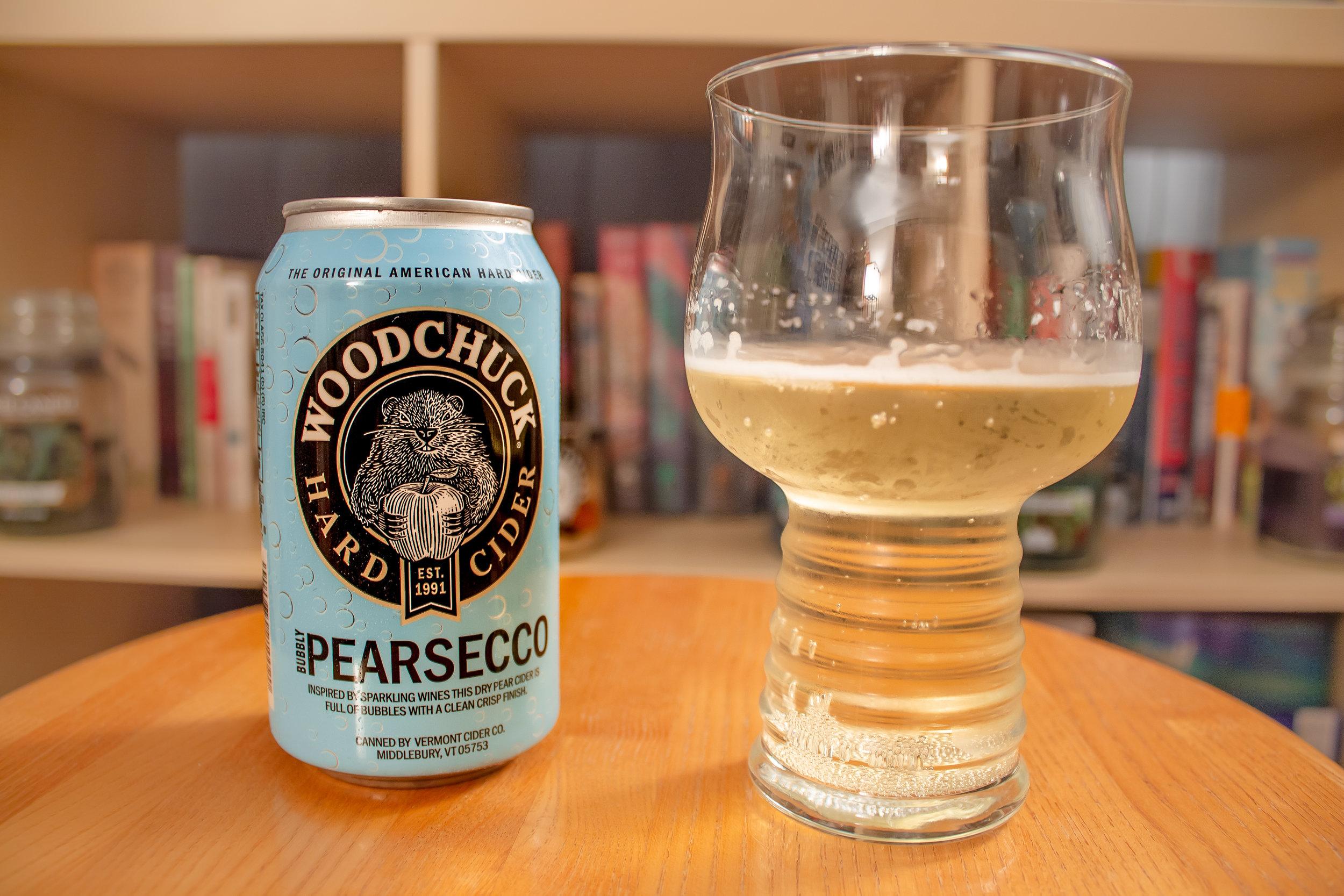 Woodchuck: Bubbly Pearsecco