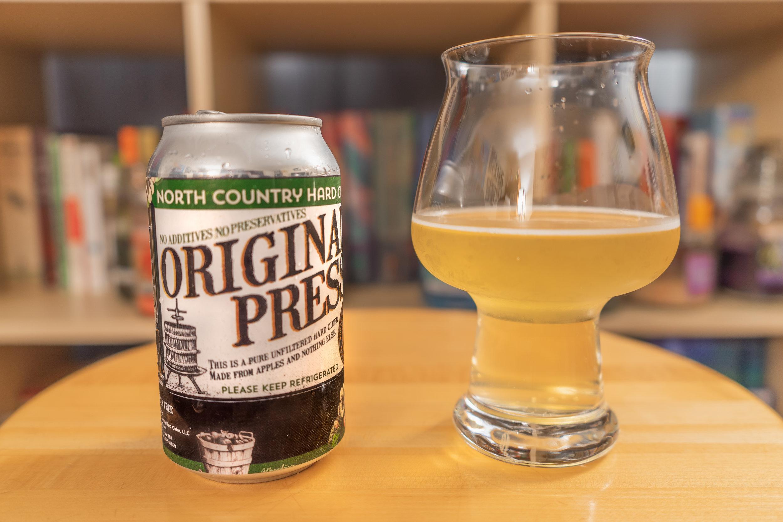 North Country Hard Cider: Original Press