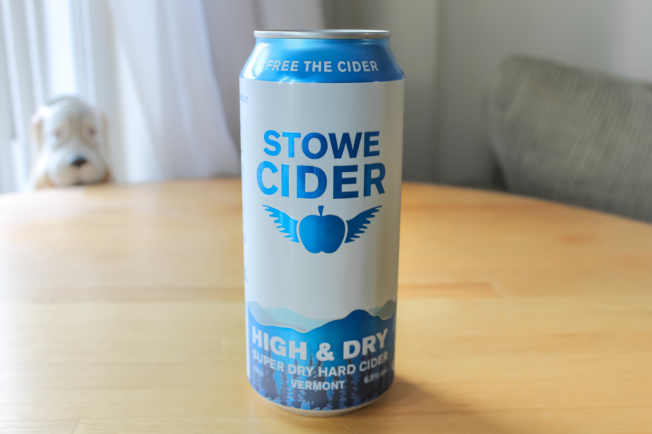 High and Dry Cider