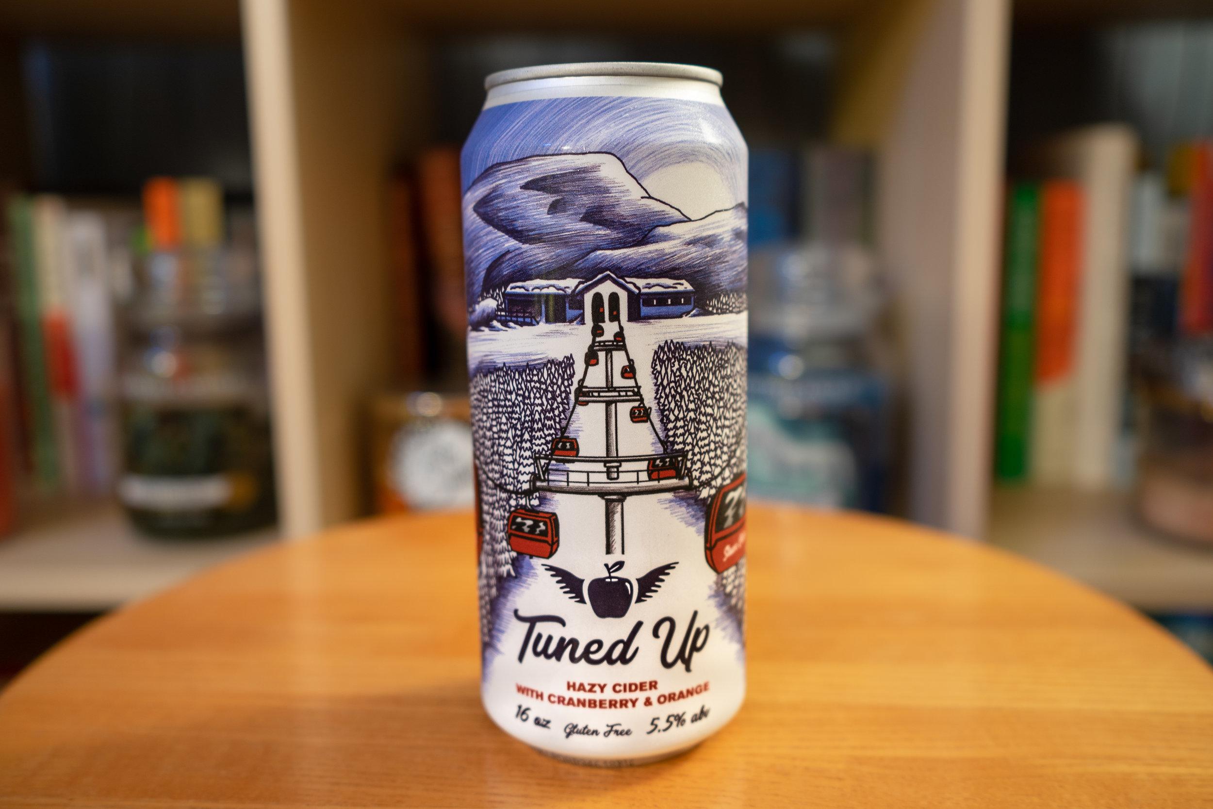 Stowe Cider Tuned Up