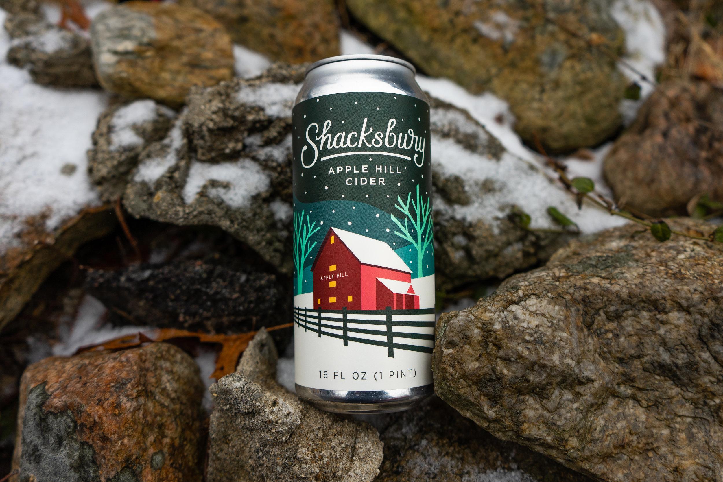 Apple Hill Cider