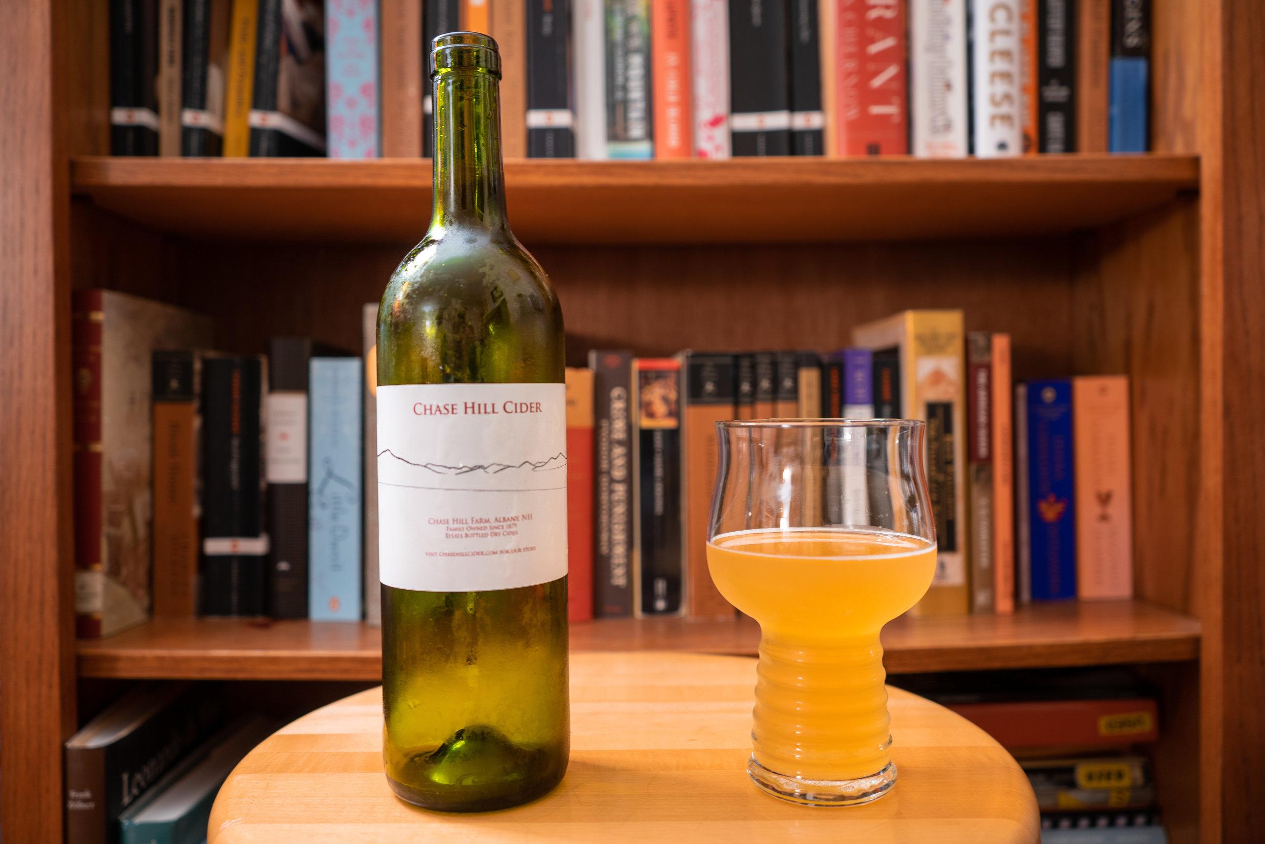 Chase Hill Cider Estate Bottled Dry Cider