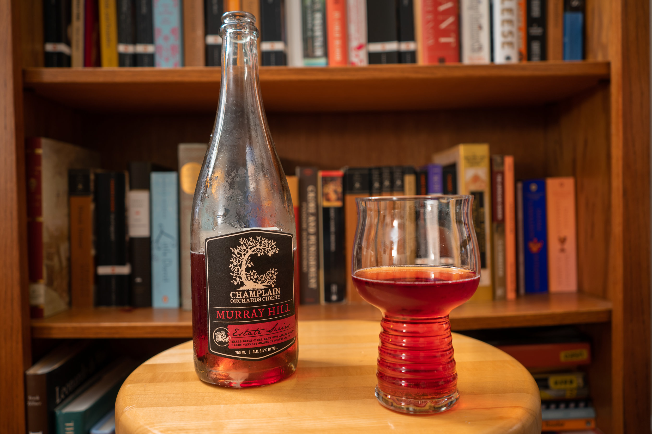 Champlain Orchards Cidery Estate Series Murray Hill