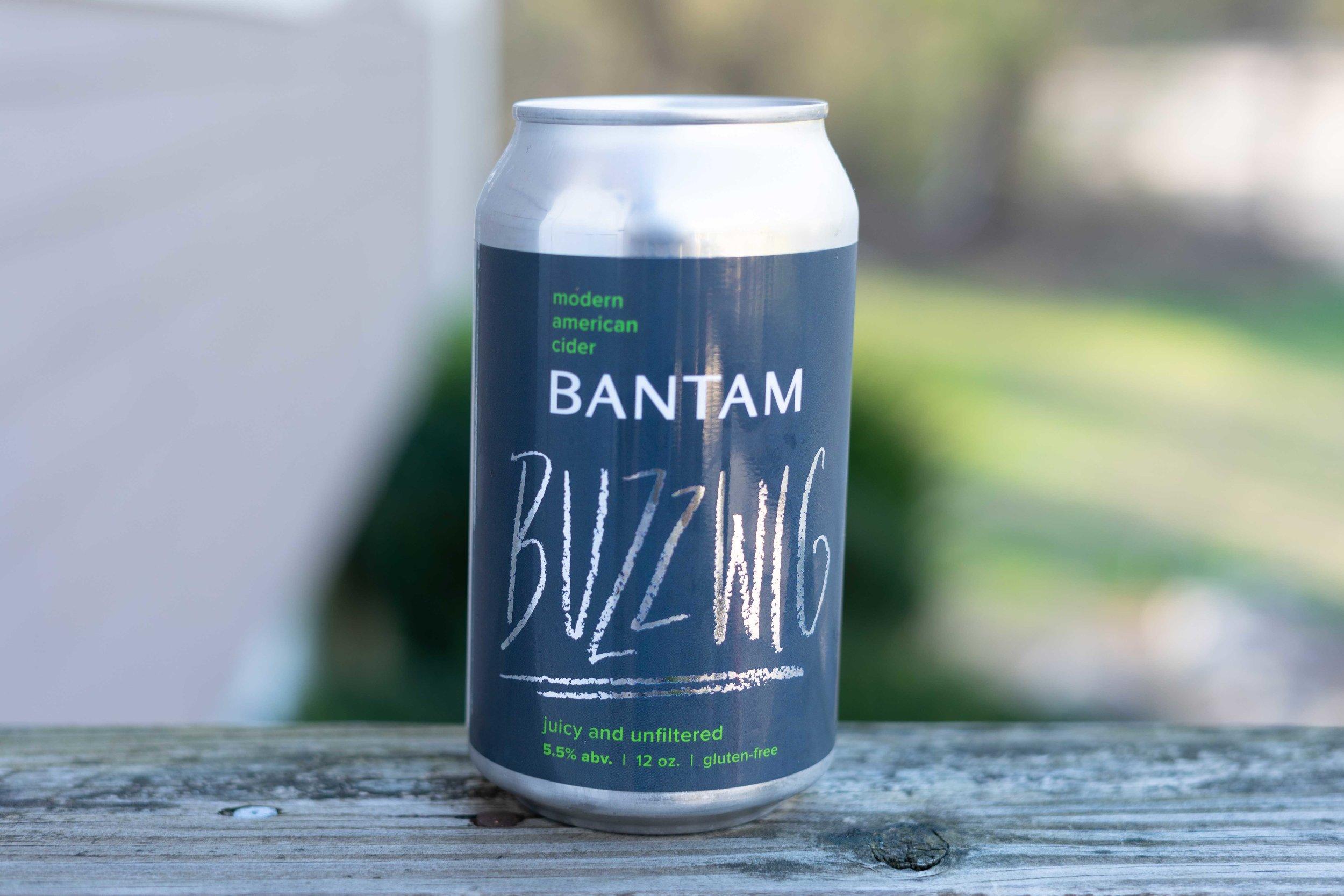 Bantam Buzzwig