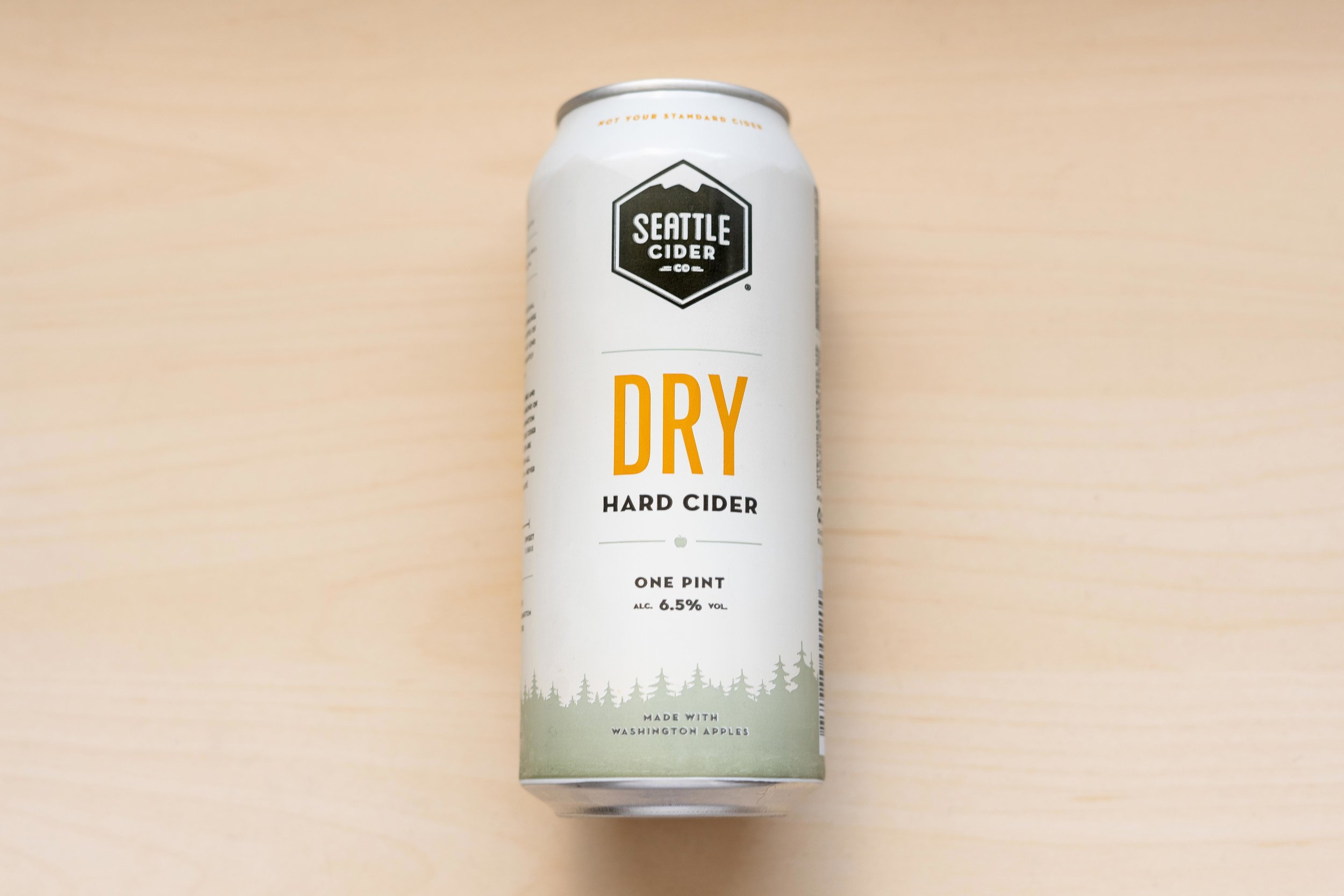 Seattle Cider Company Dry