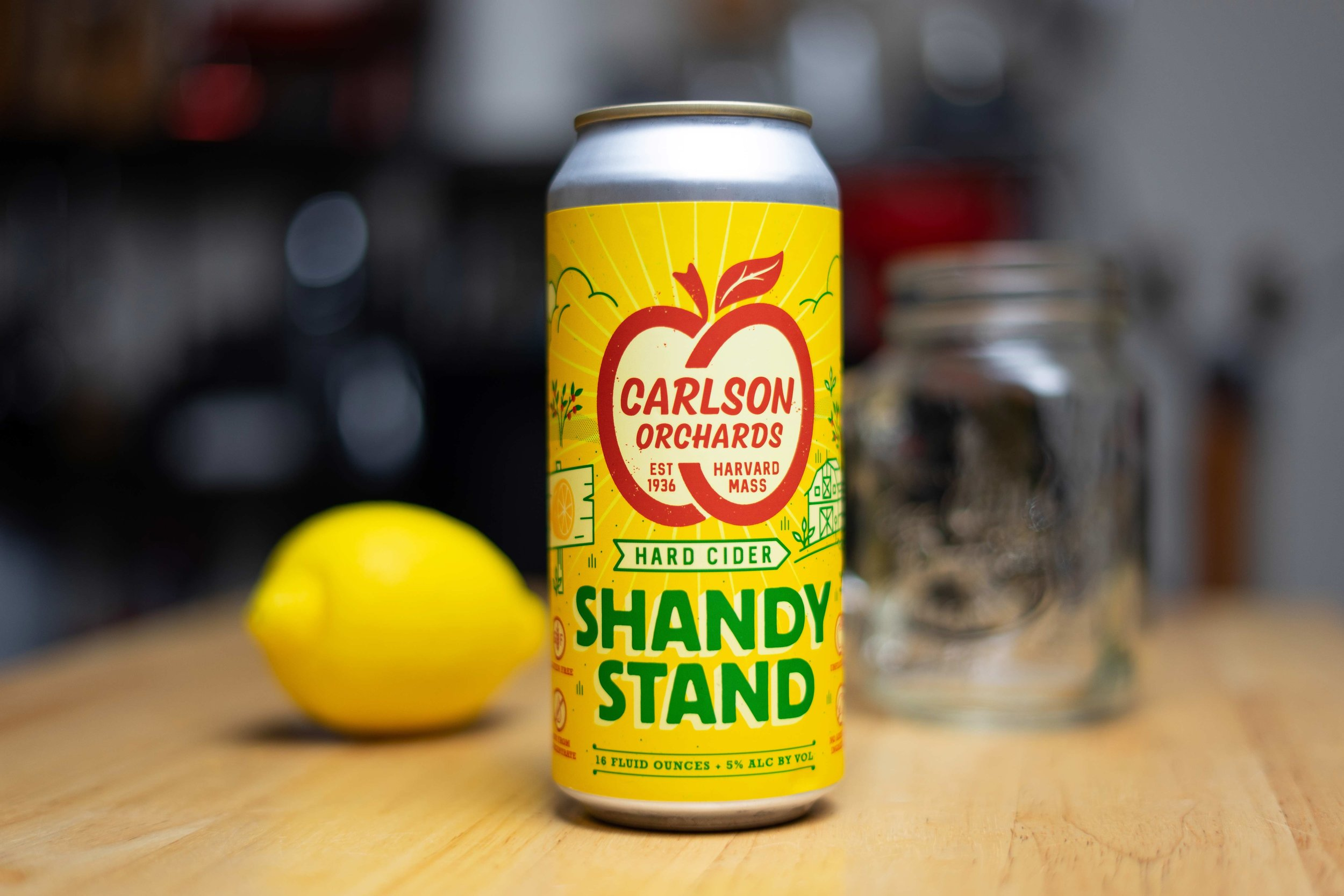 Carlson Orchards Shandy Stand