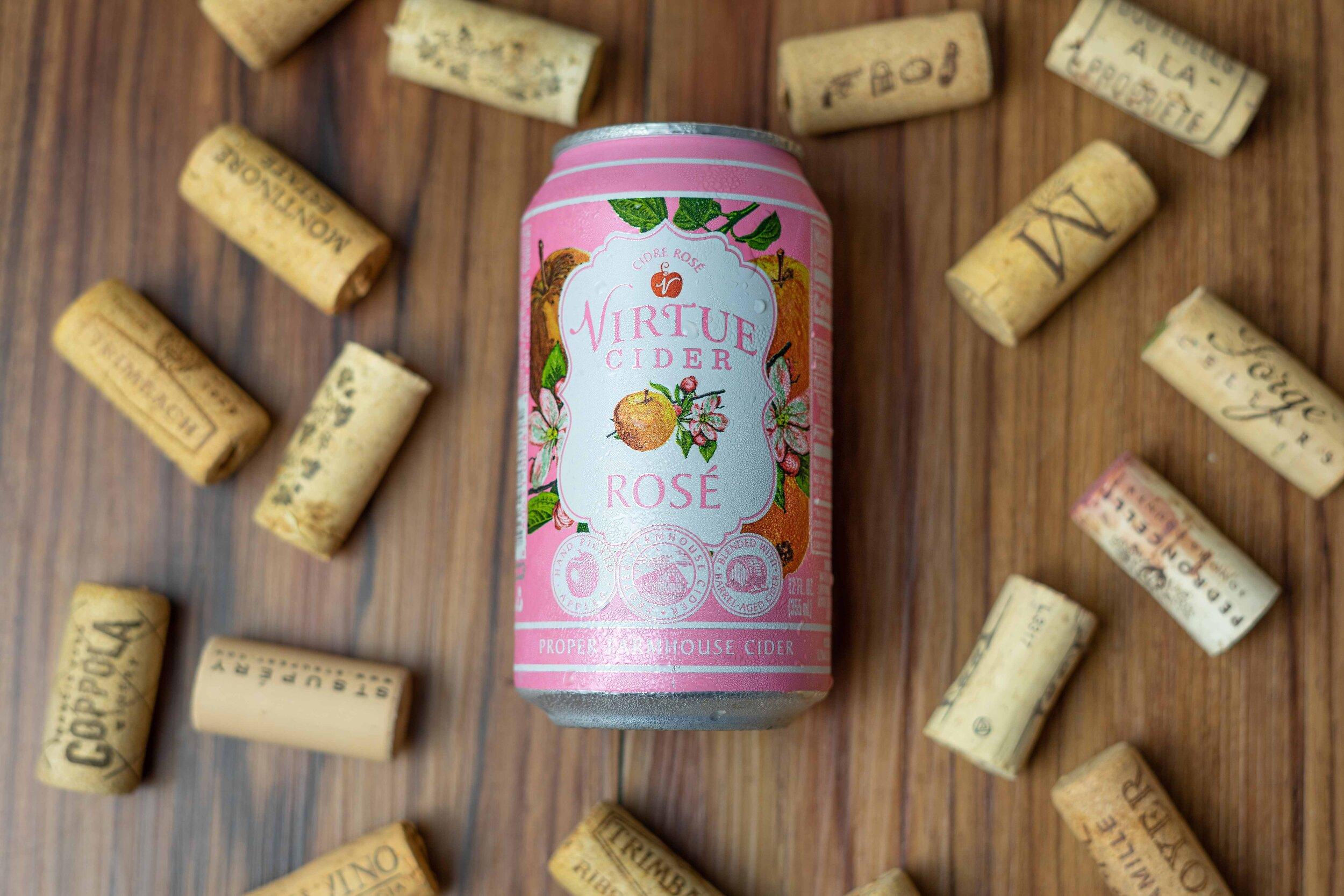Virtue Cider Rosé