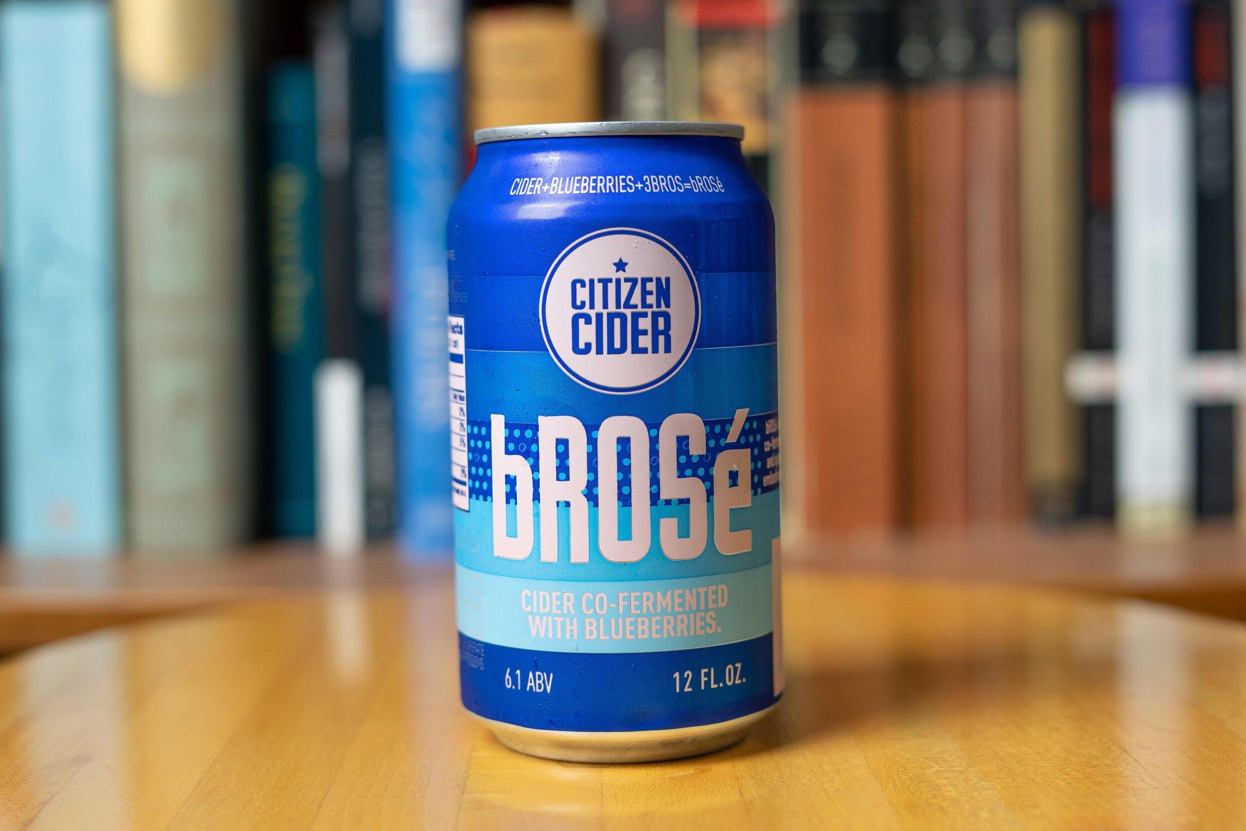 Citizen Cider bRosé