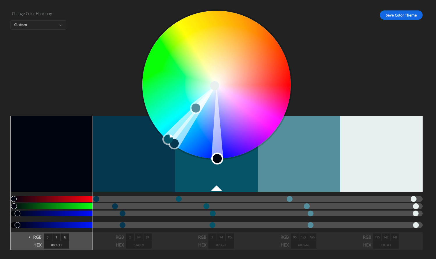 Choosing Colors for Your Squarespace Website