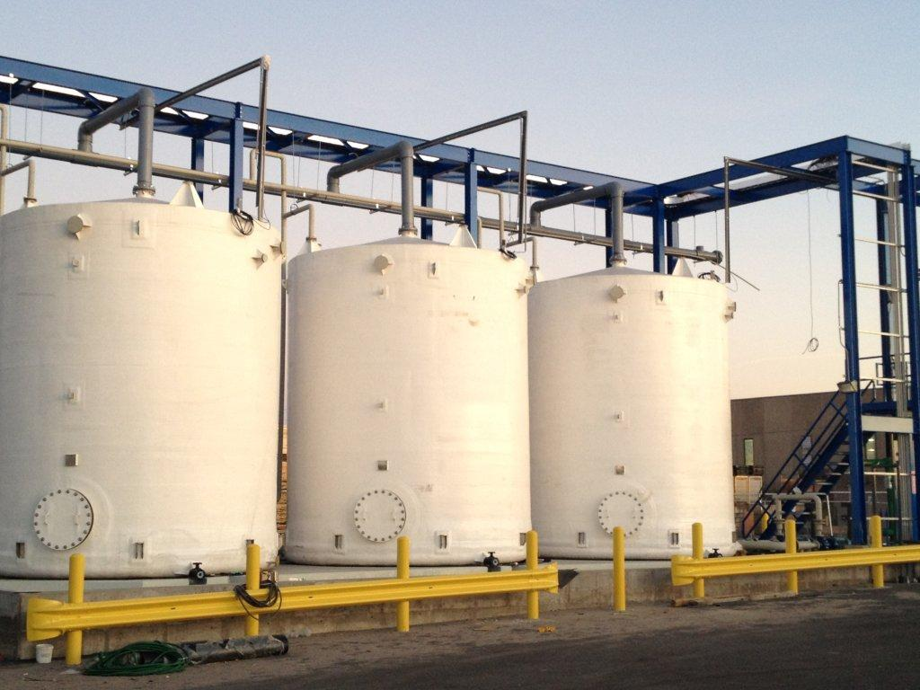 Denver, Colorado - Production Facility – Caustic Soda, Hydrochloric and Sodium HypochloriteLocally Based, FSTI Owned and Operated.Bulk & Packaged Deliveries