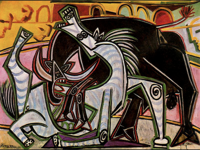 Bullfight (1934): Private Collection
