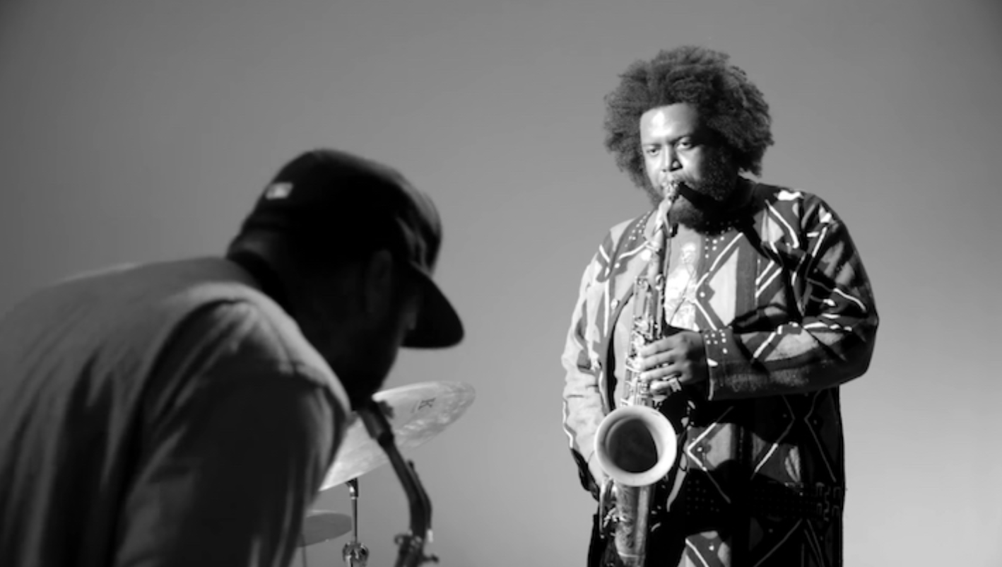 Photo Credit: Terrace Martin and Kamasi Washington for GQ