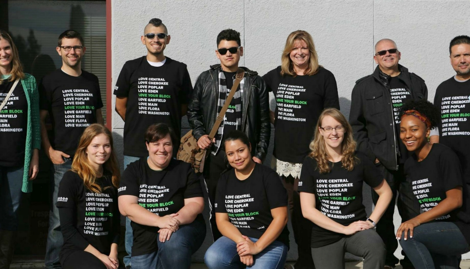 ABCD Love Your Blocks team, photo courtesy of Lodi Chamber