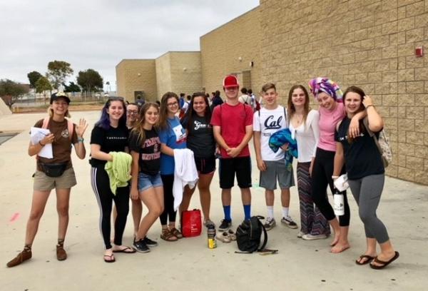 Lodi Methodist Teens at SSP