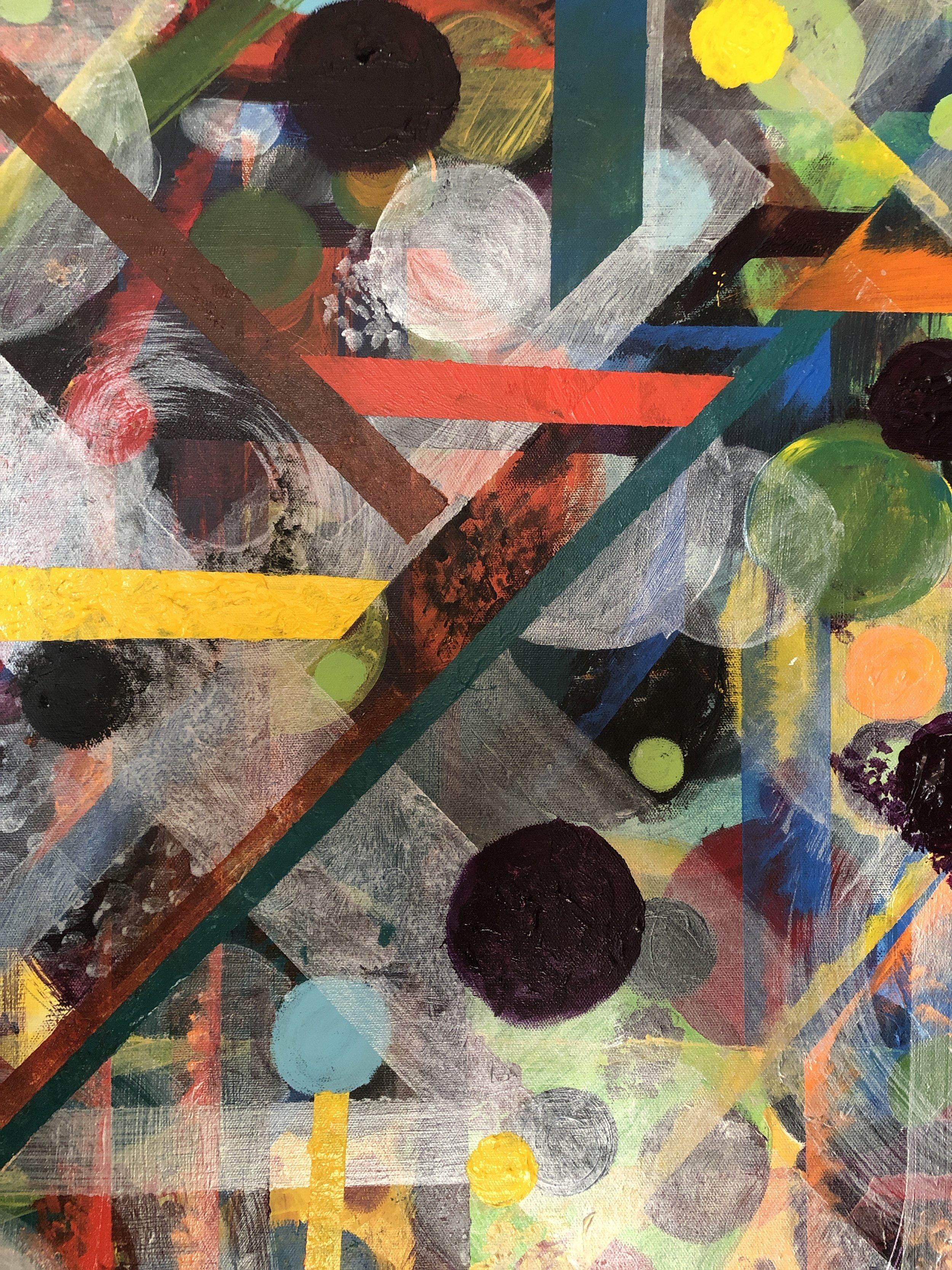 Some of Joseph's artwork